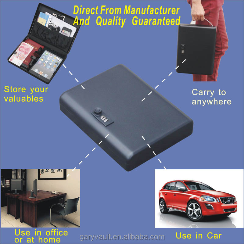Wholesale - MC500 micro Safe combination mini car gun pistol portable security storage steel safe box & Wholesale - Mc500 Micro Safe Combination Mini Car Gun Pistol ... Aboutintivar.Com