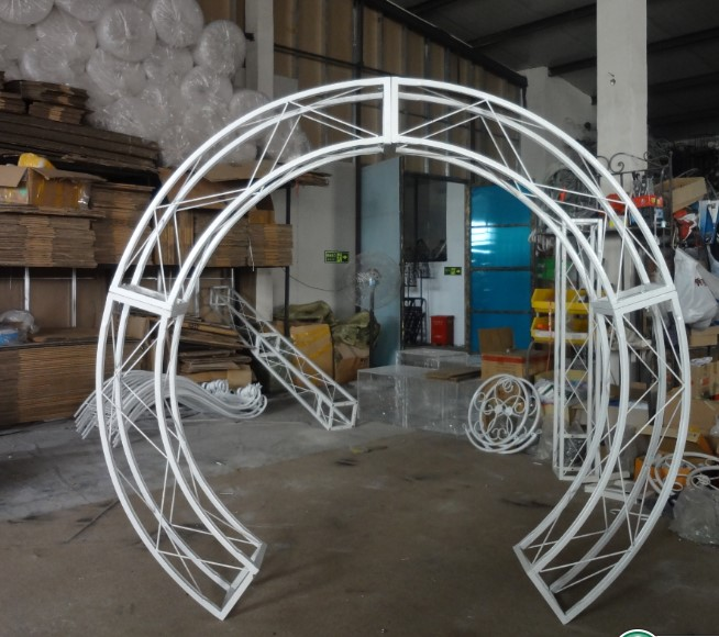 Hot Sale Metal Garden Wedding Arches For Sale