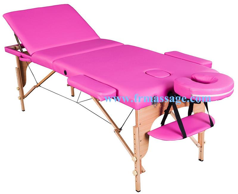 상업 가구 일반 사용 및 PVC, 나무, 거품 소재 사용 마사지 테이블 ...