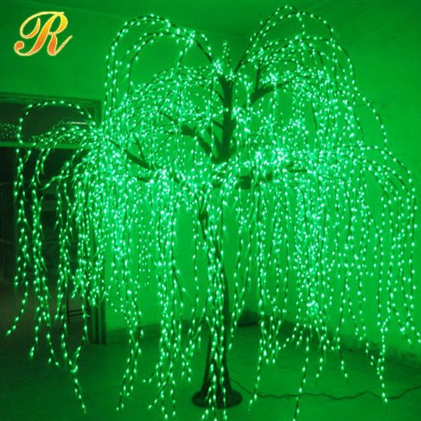 twinkle LED weeping willow