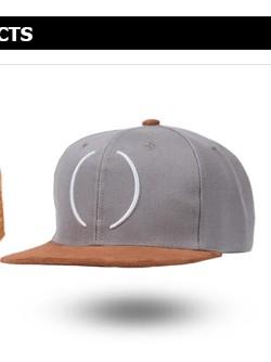 Custom Embroidery Cork Snapback Hat Short Brim Snapback Cap Wholesale 83172652a906