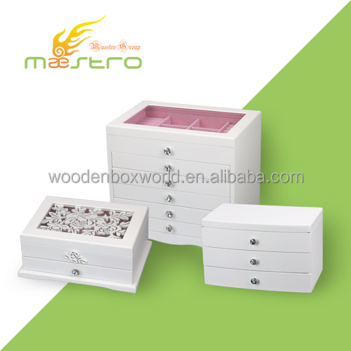 Wooden Jewelry Box Wooden Jewellery Boxes Jewel Box