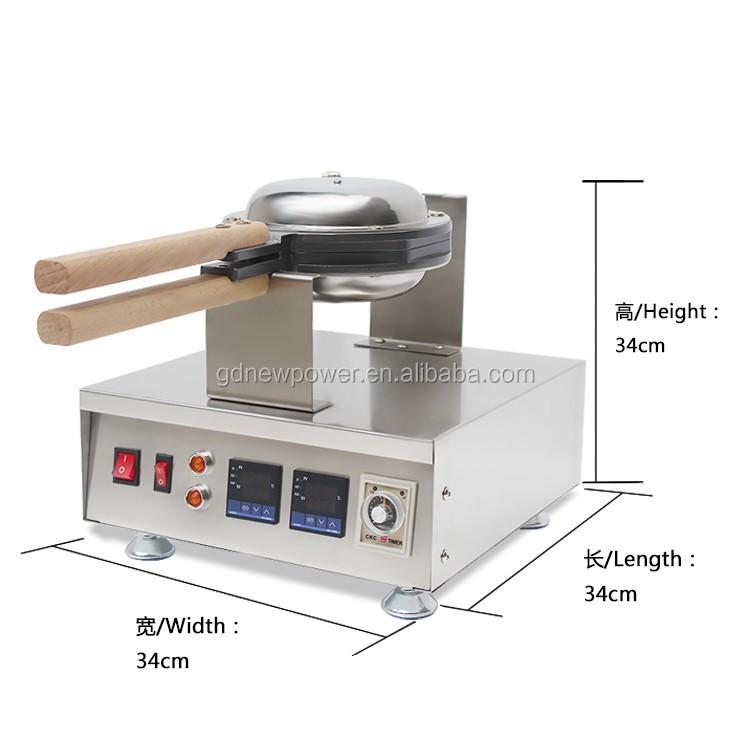 Hong Kong Boulanger Oeuf Machine,Numérique Oeuf Gaufrier ...