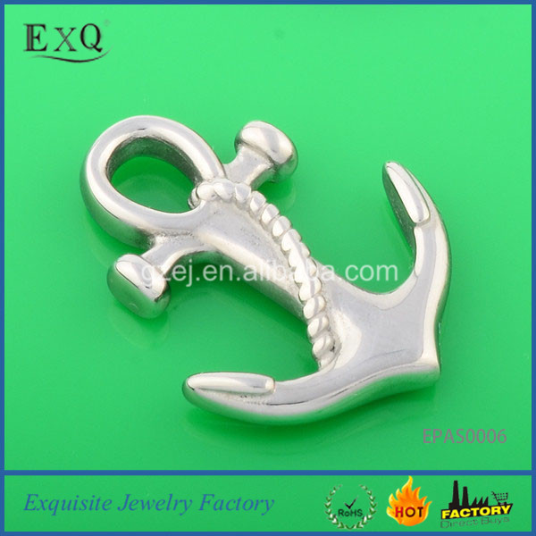 Wholesale Stainless Steel Sailor Anchor Hook 2015 Fashion Jewelry Accessories Finding - anchor accessories