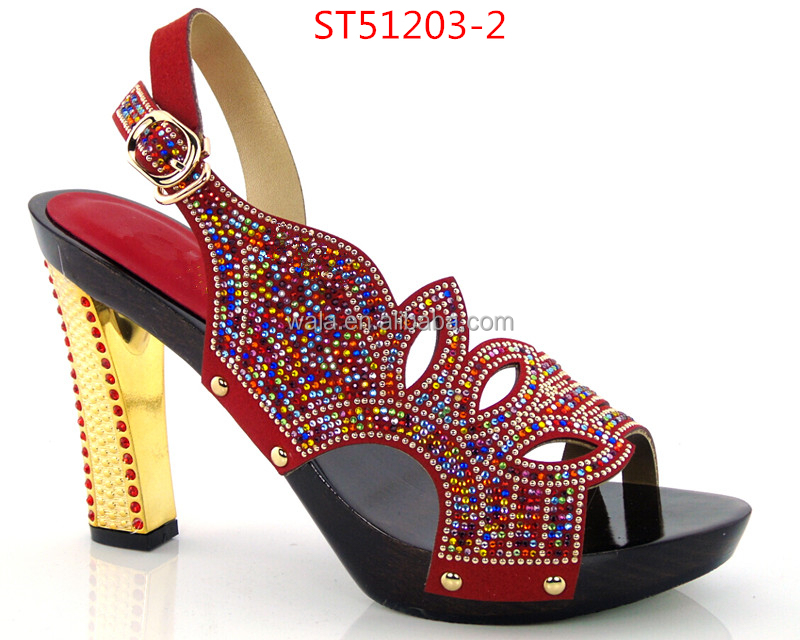 party shoes sexy peep shoes royal wedding shoes for blue party bride colorful sandals for 5 top rhinestone ST51203 T87qWqwxf