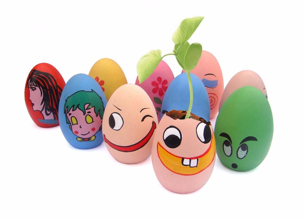 Kids Craft Supplies Wholesale Part - 27: Wholesale Craft Supplies Diy Egg Plant Craft Sets For Kids Craft Kits