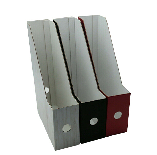 Fsc Paper File Organiser Buy File Organiser Decorative