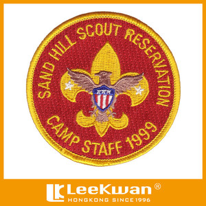 Best Sell Embroidered Cub Scouts Badge