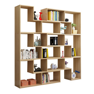modern design colored furniture combination bookcases and book cabinet
