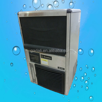 2016 hot sale stainless steel commercial ice maker machine(ZQSK-31A)
