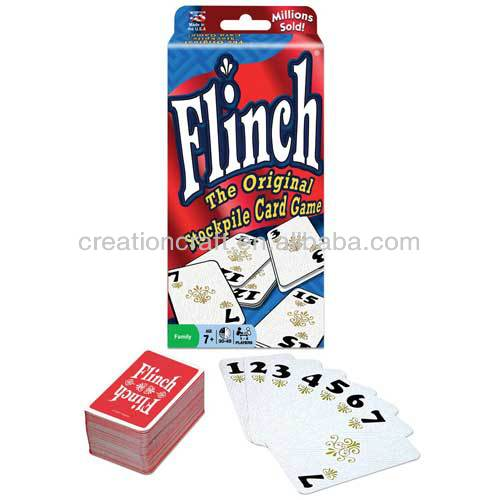 Paper card games boxed adult playing cards
