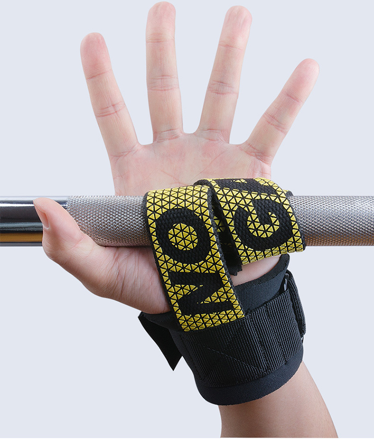 Latest Designed All-Silica Gel Custom Wrist Support Wraps Powerlifting