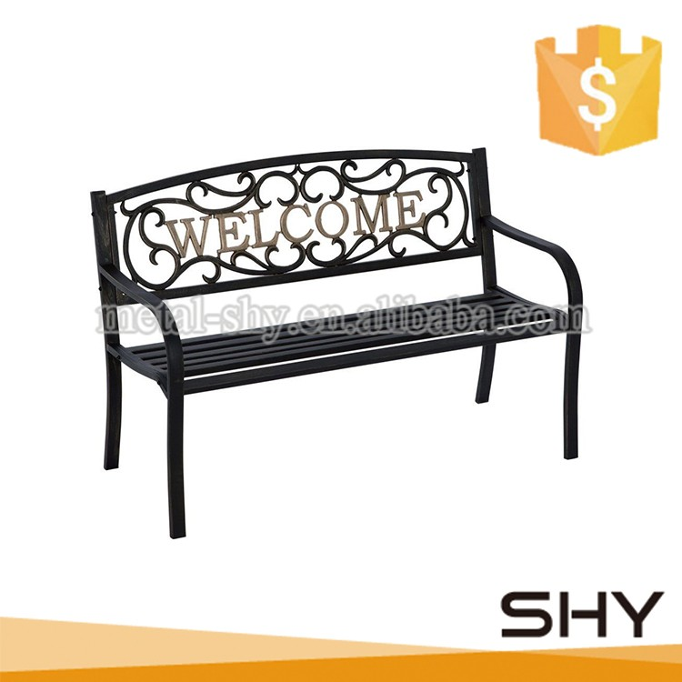 Outdoor park decorative cast iron bench ends buy cast iron bench cast iron bench ends park Decorative benches