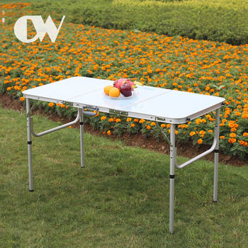 Gold Supplier Small Carry Case Suitcase Adjustable Outdoor Camping - Picnic table supplier
