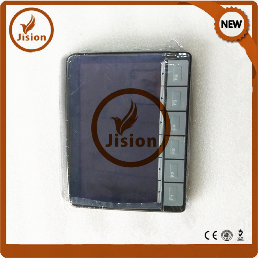 Excavator Parts PC-8 Excavator Monitor PC200-8 LCD Display Screen