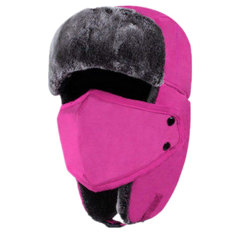 Unisex Winter Ear Flap Hat Trooper, Trapper, Hunting Hat Ushanka