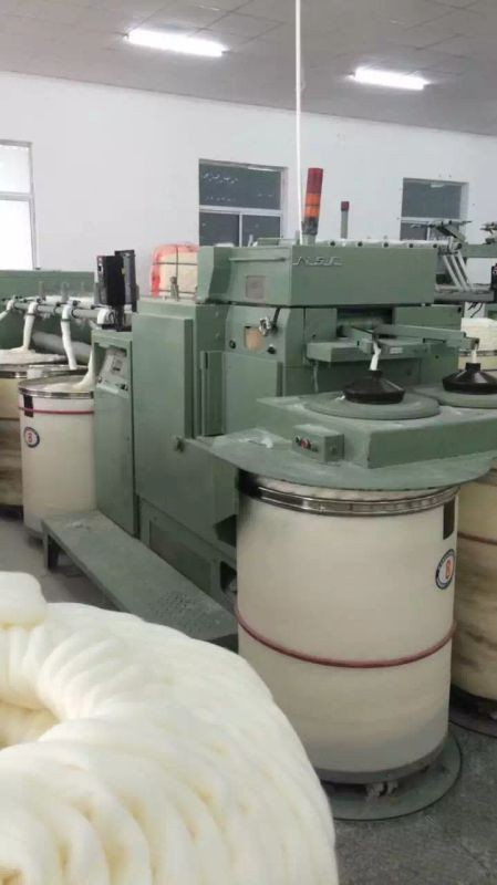 Used French NSC Textile spinning machine