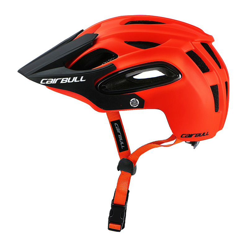 CAIRBULL MTB Bike Helmet Safety Head Protection Shockproof Integrally-molded