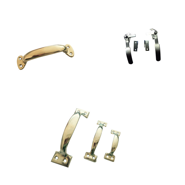 Zinc alloy Cabinet Furniture Handles And Knobs