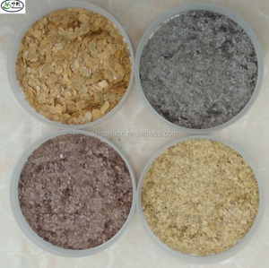 Wholesale Epoxy Floor Calcined Color Mica Flakes Mica Powder for Fireproofing / Ceramic