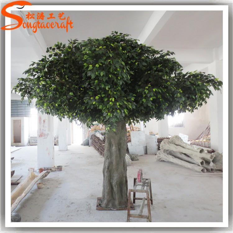 Artificiale piante da giardino ornamentali e alberi ingrosso finta grandi alberi di ficus - Grandi alberi da giardino ...