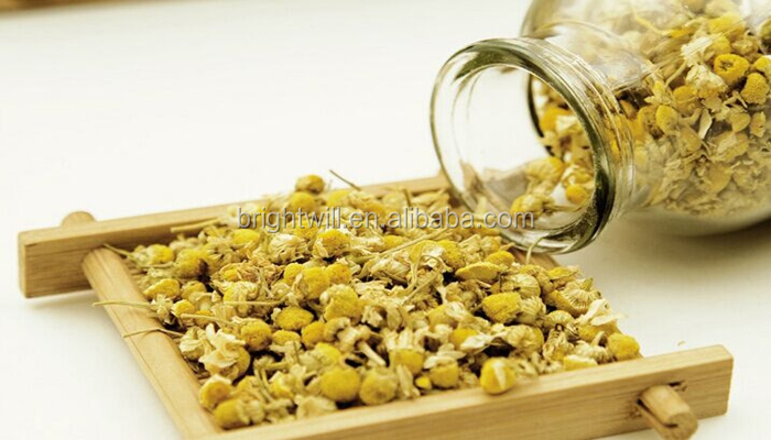 Wild Natural Herbal Organic Chamomile Flower Tea