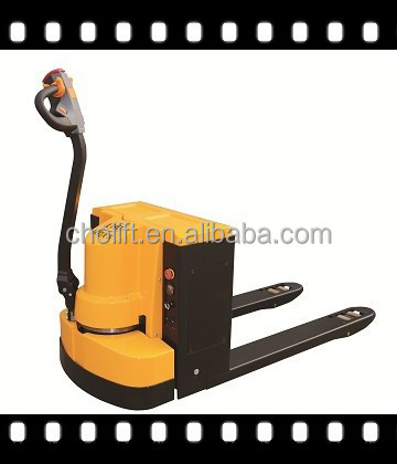 Hot sale in Europe economical electric pallet truck