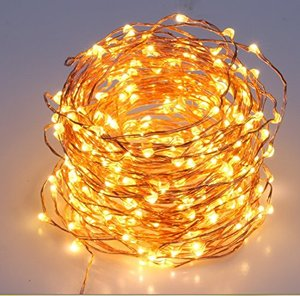 Christmas Hot Sales LED String Light Battery Operated 20LEDs Cool White Fairy Lights On Silver Wire