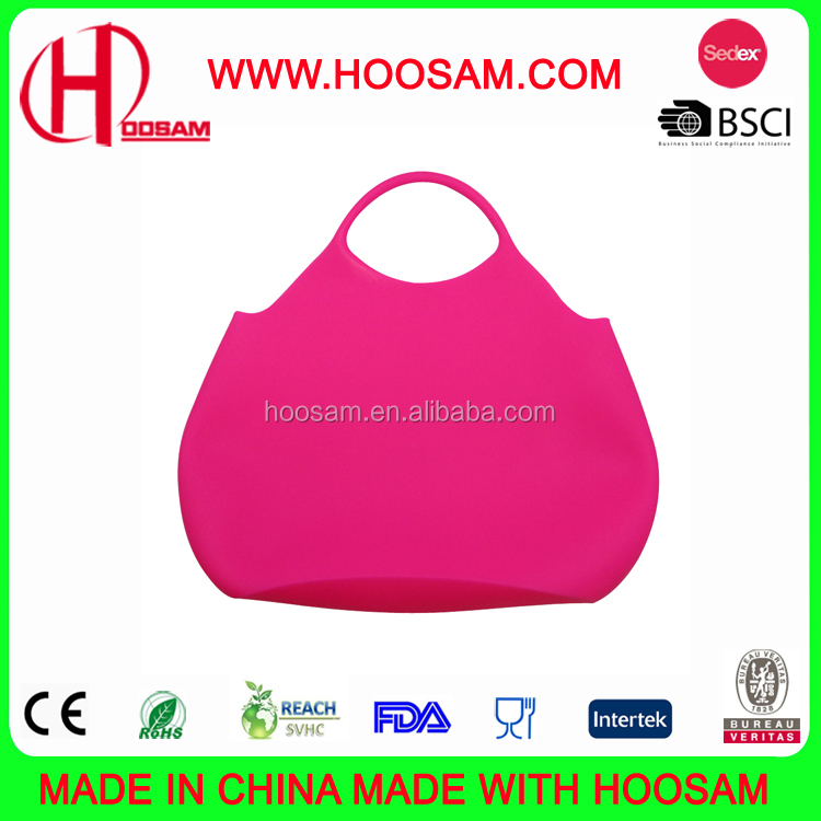 Silicone Shoulder Bag, Fashionable <strong>Design</strong>