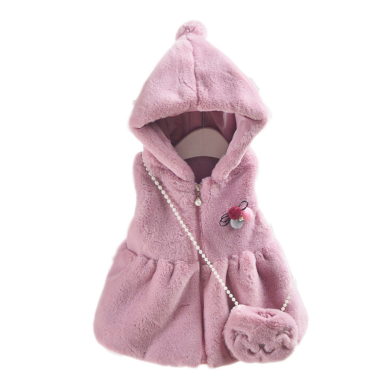 2018 Cool kids clothes high quality girls winter clothes