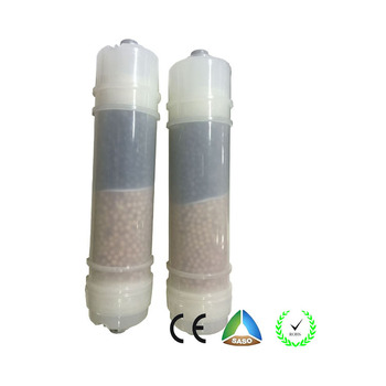 10 inch reusable alkaline mineral t33 water filter cartridge