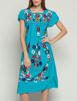 Mexican Style Dresses