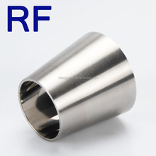 RF SS304/316L Sanitair Rvs Pijp <span class=keywords><strong>Montage</strong></span> Weld Concentrische <span class=keywords><strong>Reducer</strong></span>