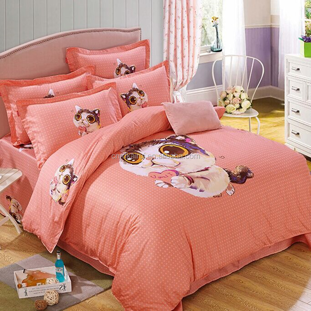 Fancy Bed Sheets You Come From Meow Star 4pcs Hand Painted Bed Sheets   Buy Fancy  Bed Sheets,Hand Painted Bed Sheets,Bed Sheet Product On Alibaba.com