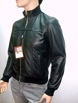 Leather Garment (leather Jacket)