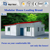 Economical sandwich panel steel prefab timber house