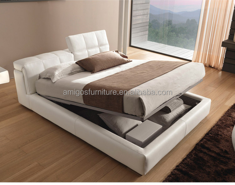 latest leather bed designs, latest leather bed designs suppliers, Bedroom decor