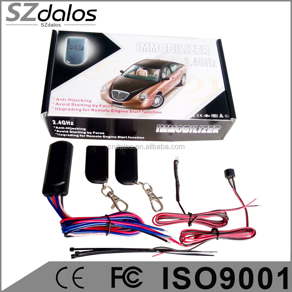 Immobilizer Security Systems / One Way Car Alarm Disable Car When Hijacked  Immobilizer - Buy Wireless Car Immobilizer,Car Rfid Immobilizer,Car
