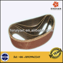 Pure Cotton Industrial abrasive emery belt