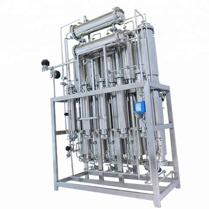 pharmaceutical drinking water equipment distillers price