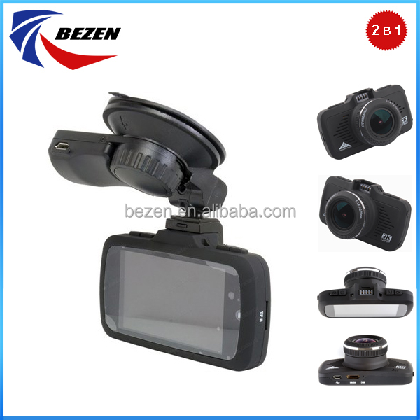 2.7inch 1440P Car Camera Dash Cam Dashboard Camcorder with HDR GPS G-sensor Carcam Camera Video Auto