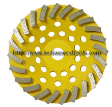 Abrasive Tools/ High quality Diamond grinding wheels for concrete