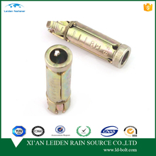 good quality expansion shield anchor fix bolt with washer and bolt