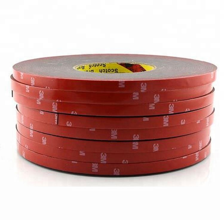 3M 4229P Automotive Pressure Sensitive Acrylic Foam Tape 0.8mm thickness and grey adhesive