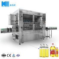 King Machine edible oil and machine oil filling plant