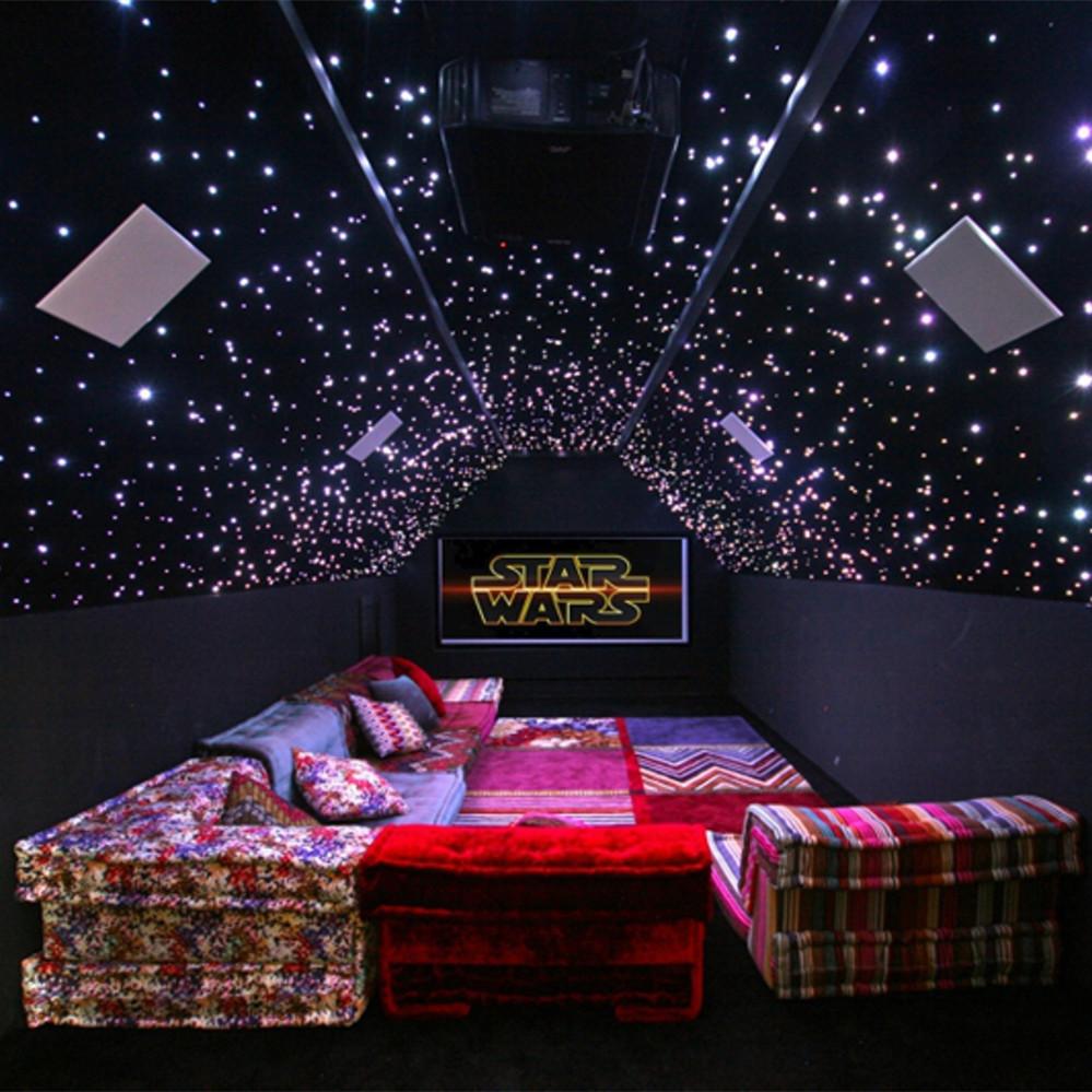 Fiber Optic Light For Home Cinema Star Ceiling Decoration Lights Product On Alibaba