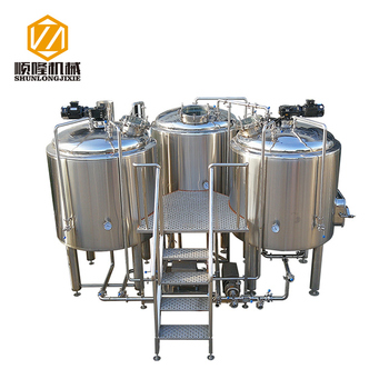 7 barrel brewing system for micro beer factory