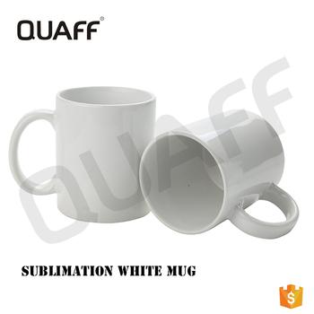 Quaff White Sublimation Mug Ceramic Mugs Custom Coffee Mug - Buy Ceramic  Coffee Mugs,11oz Sublimation Mug,Custom Mug Product on Alibaba com