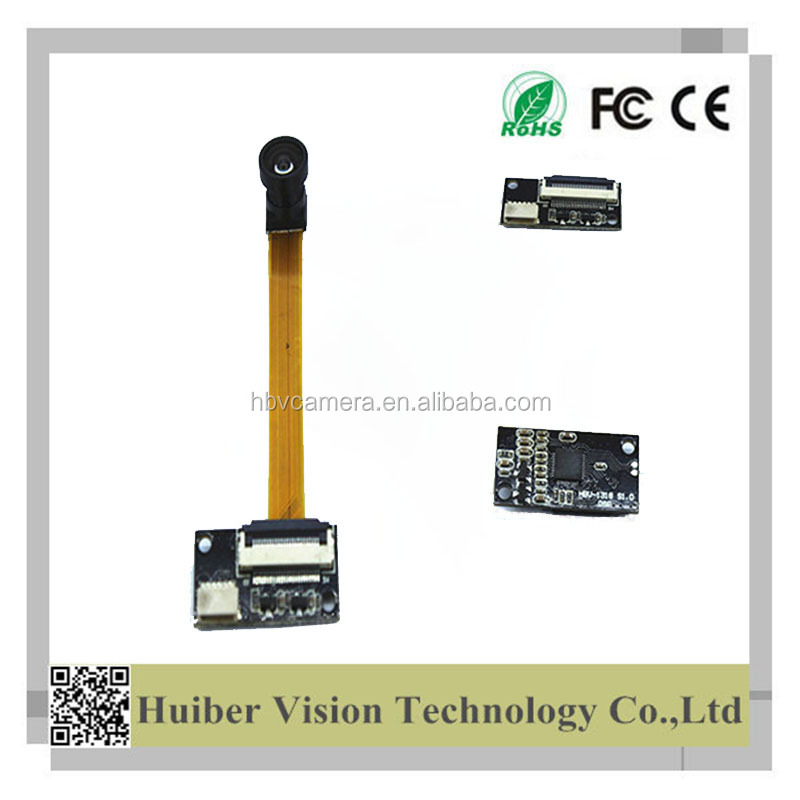5mp Camera Module Fpc+pcb With 120 Degree Lens