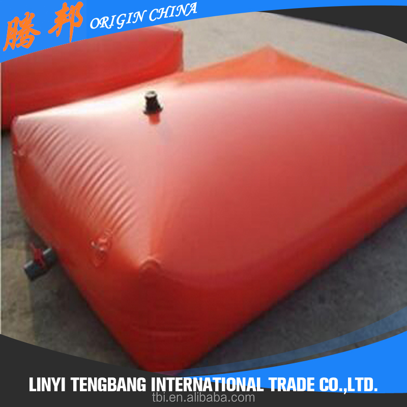 flexi PVC fuel storage bladder tank diesel bladder pvc gasoline tank